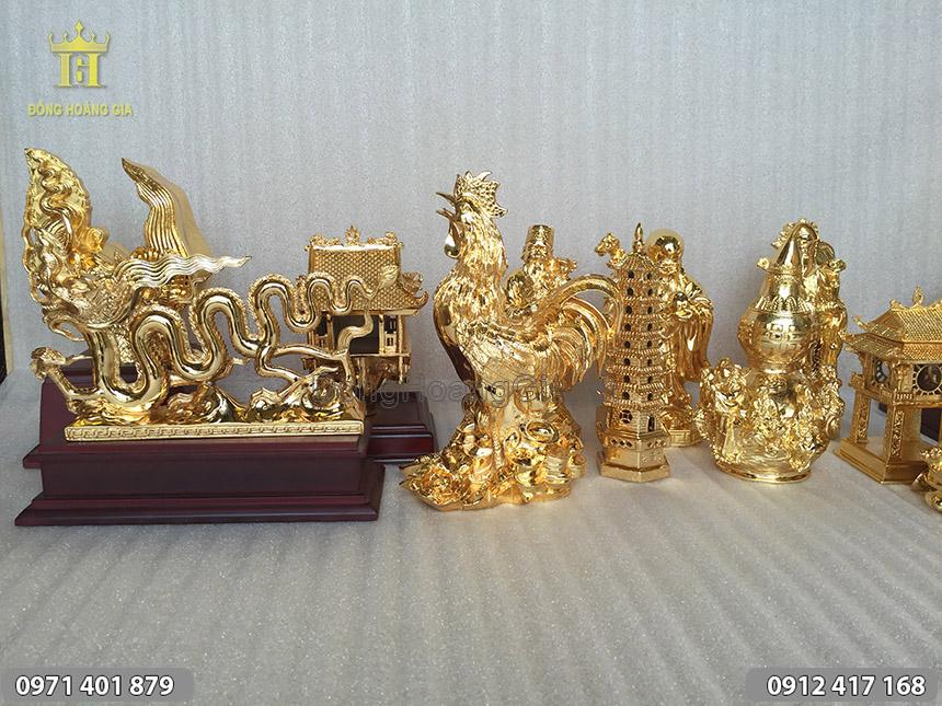 Nơi bán quà tặng mạ vàng uy tín chất lượng tại Hà Nội